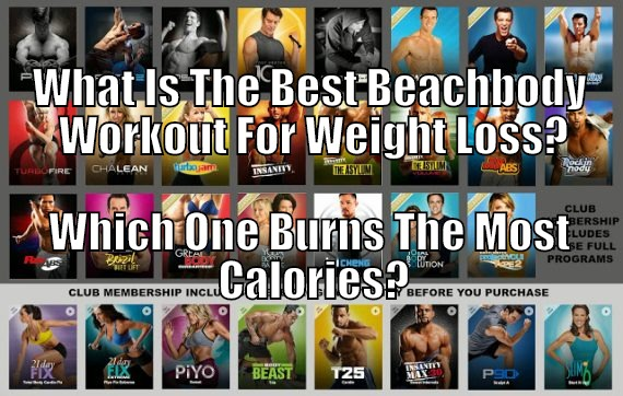 What Is The Best Beachbody Workout For Weight Loss? Results? -