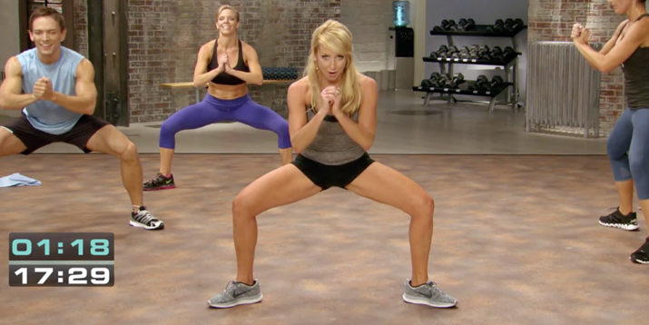 bodyweight squats