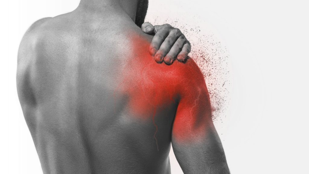 shoulder workout pain beachbody